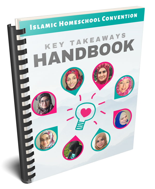 Homeschool Convention Handbook | Laylah's Classroom