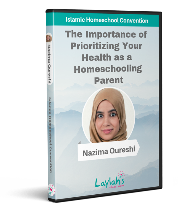 Nazima Qureshi from Nutrition by Naz | Laylah's Classroom